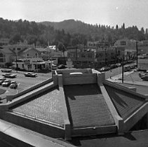 Image of View from City Hall 1973