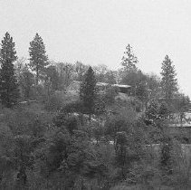 Image of N35.409 - REMARKS:Various scenes of heavy snow in downtown Roseburg and outlying districts - unusual during month of April.  OBJECT DATE:April 4, 1975