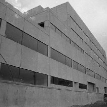 Image of N35.534 - REMARKS:The jail in the new Justice Hall, Roseburg, OR.  OBJECT DATE:April 21, 1976