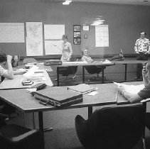 Image of N35.573 - REMARKS:Roseburg School District negotiations.  OBJECT DATE:February 3, 1976