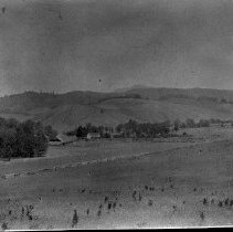 Image of N3615 - REMARKS:Tom Harvey ranch, Driver Valley, Or. ca. 1905 or before. House still standing, (July, 1973).  OBJECT DATE:ca. 1905 or before