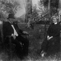 Image of Claude & Estelle Thayer