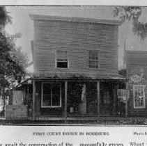Image of 1st Courthouse Roseburg