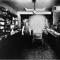 Image of D.E. Wood candy store