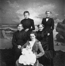 Image of Group of ladies