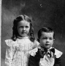 Image of N6747 - REMARKS:Lois M. and Curtis Nathaniel Chapman, children of N.N. Chapman.