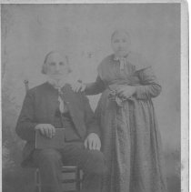 Image of N8074 - COUNT:2  REMARKS:Mr. & Mrs. David Brower.