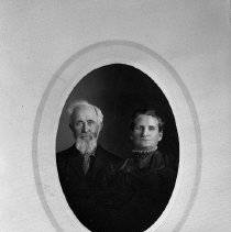 Image of N858 - REMARKS:Louis T. & Missouri Ann (Wright) Thompson of Coles Valley.