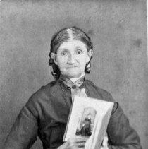 Image of N902 - REMARKS:Mrs. Ebenezer Stephens, wife of DLC pioneer of 1852