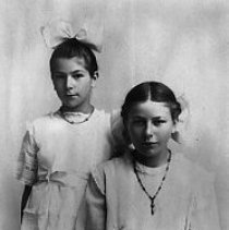Image of N9966 - REMARKS:Audrey Reed and Eula Reed.