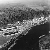 Image of Ariel view Gardiner