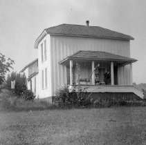 Image of Curran home, Drain