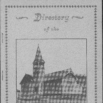 Image of directory; illustrations; advertisement