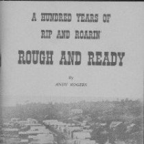 Image of reprint, newspaper; photographs