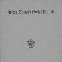 Image of photographs; annual report  REMARKS:Biennial report of a statewide organization concerned with preventing the spread of sexually-transmitted diseases. - pamphlet