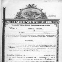 Image of Patent for Redfield May 19, 1914