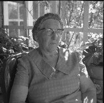 Image of N7476 - REMARKS:Winnie Pepiot; 1978-1979