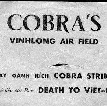 Image of Cobra's vinhlong Air Field
