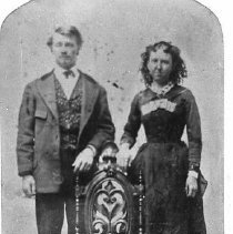 Image of N4563 Mr. & Mrs. Robert Watson