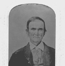 Image of N5998 - REMARKS:______Jones, Father of George Jones. Copy of a tintype.