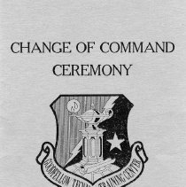 Image of Change of Command Ceremony