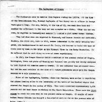 Image of Applegate Genealogy