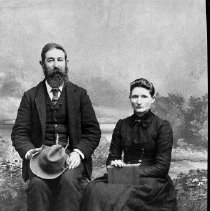 Image of Henry Beckley and wife