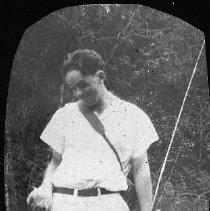 Image of Henry Weber salmon fishing