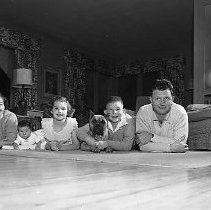 Image of Dr. Clifford Babbitt Family