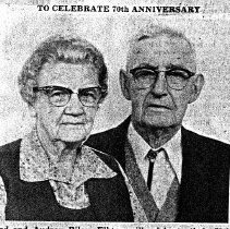 Image of Fred Riley & wife