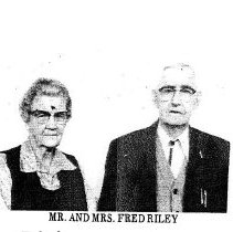 Image of Audrey & Fred Riley