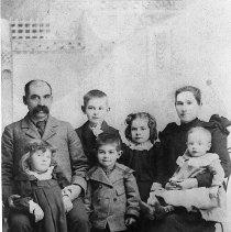 Image of John Edwards's Family