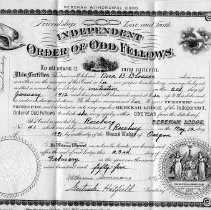 Image of Independent Order of Odd Fellows