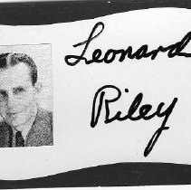 Image of Leonard Riley