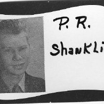 Image of P. R. Shanklin