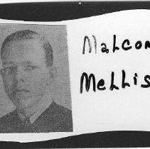 Image of Malcom Mellis