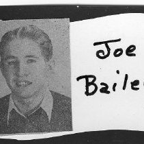 Image of Joe Bailey