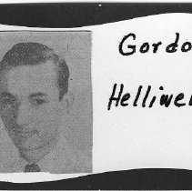 Image of Gordon Helliwell