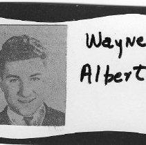Image of Wayne Albertus