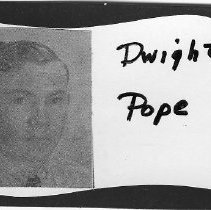 Image of Dwight Pope