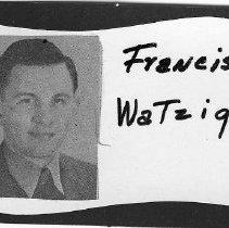 Image of Francis Watzig