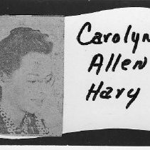 Image of Carolyn Allen Hary