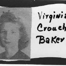 Image of Virginia Crouch Baker