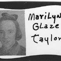 Image of Marilyn Glaze Taylor