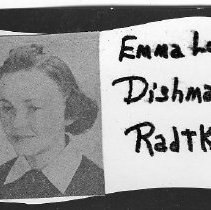 Image of Emma Lou Dishman Radtke