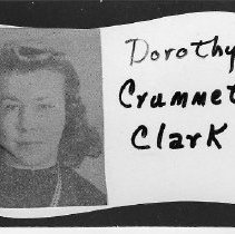 Image of Dorothy Crummett Clark