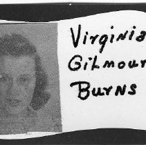 Image of Virginia Gilmour Burns