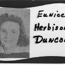 Image of Eunice Herbison Duncan