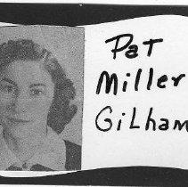 Image of Pat Miller Gilham