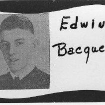 Image of Edwin Bacquet